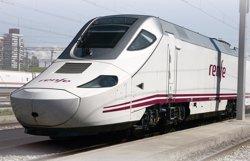 Un tren avariat en Passeig de Gràcia provoca retards de fins a 53 minuts (TALGO)