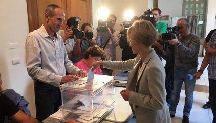 Zabala espera que Elkarrekin Podem tingui bons resultats i anima als bascos a votar
