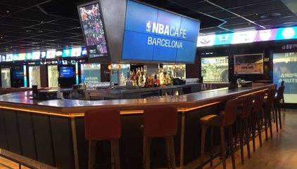 L'NBA desembarca a Barcelona amb l'NBA Cafè d'Europa i estudia noves localitzacions