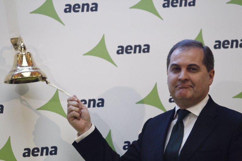 Ciudadanos insta a investigar si hubo lucro ilícito en la privatización de Aena