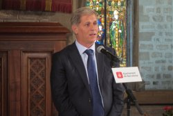 Alberto Fernández (PP) rebutja la narcosala de Rec Comtal per la seva proximitat a escoles (EUROPA PRESS)