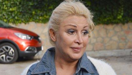 Raquel Mosquera ingresada en psiquiatría tras su vuelta a la televisión