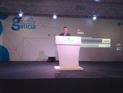 La participació a Galícia fins a les 17,00 hores arriba al 42,47%, similar a la de 2012 (EUROPA PRESS)