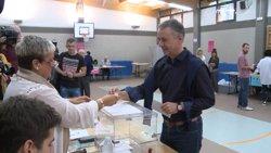 El PNB guanya clarament les eleccions i EH Bildu conserva el segon lloc (EUROPAPRESS)
