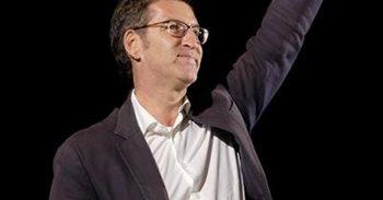 """Feijóo llama a """"escuchar"""" a Galicia y promete ser su """"servidor"""" hasta 2020"""