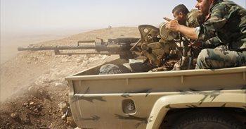 Las fuerzas kurdas repelen un ataque de Estado Islámico en la localidad...