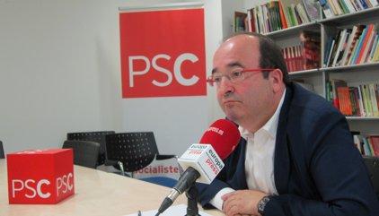 """Iceta considera que sense """"tant soroll de divisió interna"""" al PSOE li hauria anat millor"""