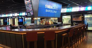 El restaurante temático de la NBA aterriza hoy en Barcelona