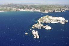 Retiren una xarxa fantasma de pesca il·legal en la Reserva Marina de les illes Medes (GOVERN)