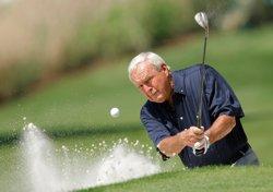 Mor Arnold Palmer, el 'rei' en la història del golf (REUTERS)