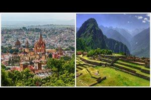 San Miguel de Allende en México y Cuzco en Perú, entre las 15 mejores ciudades del mundo