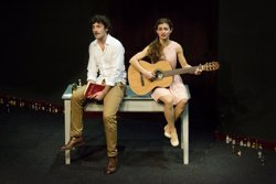 El Maldà revisita amb l'obra 'Estranha forma de vida' la relació amorosa Pessoa-Queiroz (TEATRE MALDÀ)