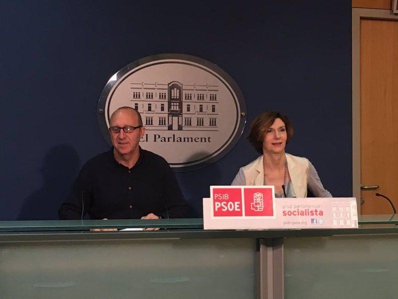 PSIB admite que los resultados electorales han sido 'decepcionantes' y reitera que Sánchez debe intentar formar Gobierno