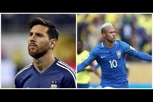 Messi y Neymar, los únicos deportistas iberoamericanos entre los 25 mejor pagados