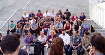 Cerca de 200 miembros de Podemos Andalucía impulsan una candidatura...