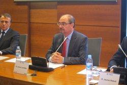 Lambán aposta per una reforma constitucional que blindi competències autonòmiques (EUROPA PRESS)