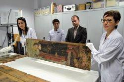 El Museu de Lleida restaura peces del Museu de Guissona dels segles XVII i XVIII (EUROPA PRESS)
