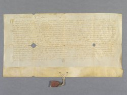 Restauren tres pergamins del segle XIV de l'Arxiu Històric de Tarragona (GOVERN/R.MAROTO)