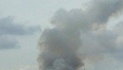 Es declara un incendi a la serra de Collserola a Esplugues
