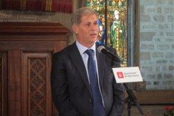 Alberto Fernández (PP) demana una auditoria de seguretat en zones d'actes multitudinaris de La Mercè (EUROPA PRESS)