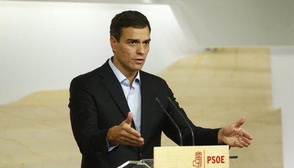 Sánchez defiende que la militancia cierre el debate interno y reta a presentarse a quien tenga un proyecto mejor