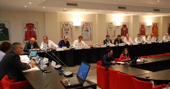 La ACB celebra este martes una Asamblea General con carácter Ordinario y...