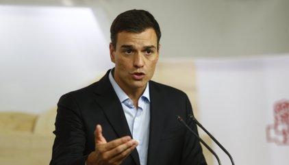 Sánchez defensa que la militància tanqui el debat intern i repta a presentar-se a qui tingui un projecte millor