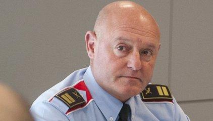 Mor als 54 anys el comissari de Mossos David Piqué, número dos del cos