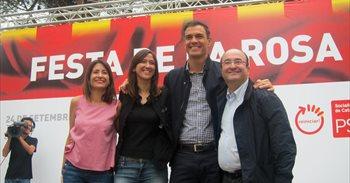 Parlon (PSC) respeta la decisión de Pedro Sánchez y llama al PSOE a...