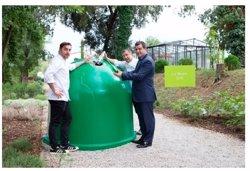 El Celler de Can Roca comença una campanya amb Ecovidre per arribar al 100% del reciclat de vidre en hostaleria (ECOVIDRIO)