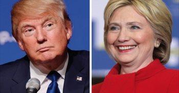 Horario y dónde ver el debate entre Donald Trump y Hillary Clinton
