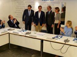 Rajoy manté la seva oferta al PSOE i admet que queda