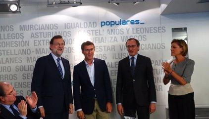 Rajoy avisa Puigdemont que després de la moció de confiança tampoc negociarà res que afecti la sobirania nacional
