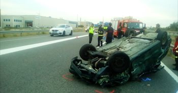 Fallece un hombre de 69 años en un accidente de tráfico en La Puebla de...