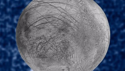 El telescopio Hubble descubre posibles penachos de agua en la luna Europa