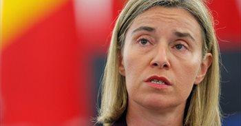 """Mogherini destaca que la firma de la paz en Colombia """"es buena noticia..."""