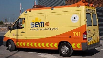 Mor un motorista després de xocar amb un camió grua a Albinyana (Tarragona)