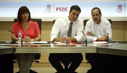 Pedro Sánchez assegura que no dimitirà si els crítics tomben el congrés al Comitè Federal
