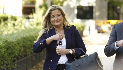 López Negrete rechaza explicar la supuesta oferta del Rey Emérito de retirar la acusación contra la Infanta