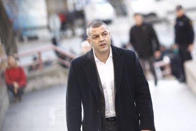 Miguel Ángel Flores, condemnat a quatre anys de presó per la tragèdia del Madrid Arena (EUROPA PRESS)