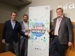 Barcelona Games World preveu atreure més de 90.000 professionals i públic general (EUROPA PRESS)