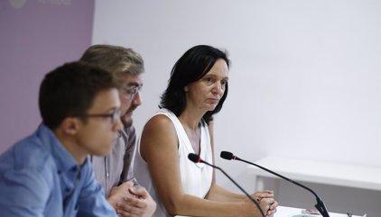 """Bescansa: """"Si en este país sólo votase la gente menor de 45 años, Pablo Iglesias ya sería presidente del Gobierno"""""""