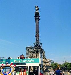 El Govern de Colau no preveu retirar l'estàtua de Colom tot i que ho veu un debat legítim (TURISME DE BARCELONA)