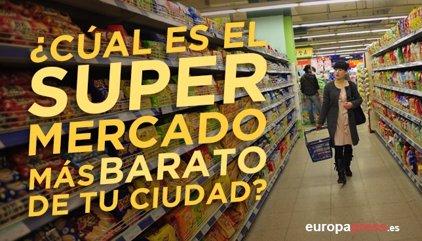 El supermercado más barato de tu ciudad | Comparador de precios 2016
