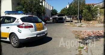 Dos personas resultan heridas de bala en un tiroteo en Mérida (Badajoz)