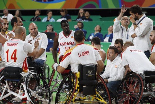 """Foto: El Congreso reconoce el ejemplo de """"entrega y superación"""" de los paralímpicos en Río 2016 (MIKAEL_HELSING_2016)"""