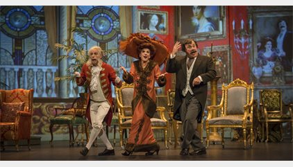 La Cubana porta 'Gente Bien' de Santiago Rusiñol al Teatre Coliseum de Barcelona