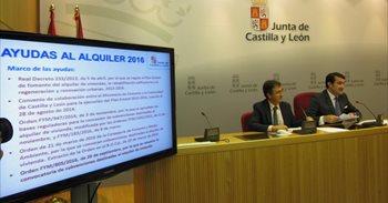 La Junta concede 8.760 ayudas al alquiler, un 51% de las solicitadas