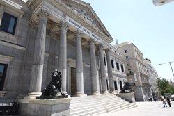 El Congrés dissenya un ple sense control al Govern per a la setmana que ve (EUROPA PRESS)