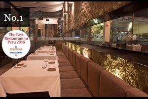 Los dos mejores restaurantes de Latinoamérica se encuentran en Lima, Perú